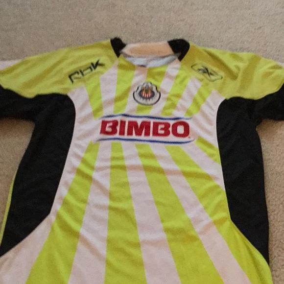best service 4f83f 898bb Vintage chivas jersey